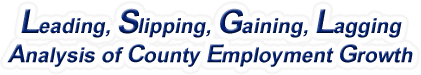 North Carolina - LSGL Analysis of County Employment Growth, 1969-2015